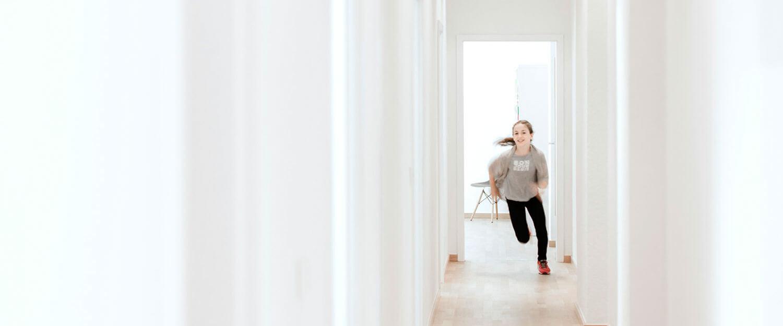 Bei Kinderärztin Dr. Erbler in Düsseldorf fühlen sich die Kinder wohl